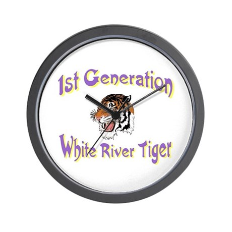 The First Generation Wall Clock
