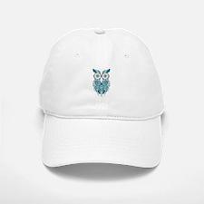 Blue dreamcatcher owl Baseball Baseball Baseball Cap