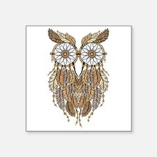 dreamcatcher owl Sticker