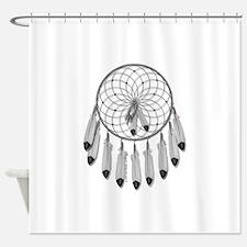 Native american legends Shower Curtain