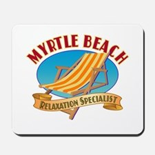 Myrtle Beach Relax - Mousepad