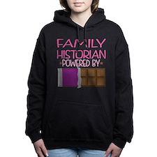 Family Historian Women's Hooded Sweatshirt