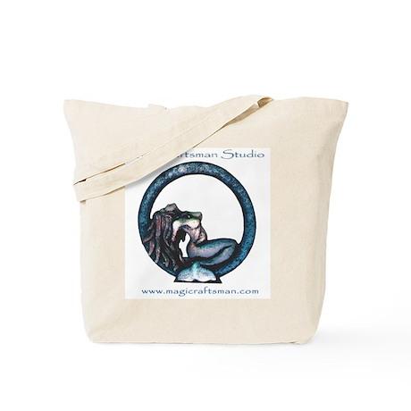Magicraftsman's Mermaid Tote Bag