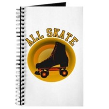 Scott Designs All Skate Journal