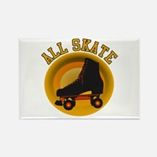 Scott Designs All Skate Rectangle Magnet (10 pack)