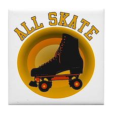 Scott Designs All Skate Tile Coaster