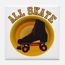 Scott Designs All Skate Tile Coaster