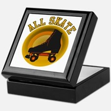 Scott Designs All Skate Keepsake Box