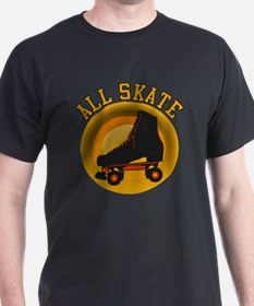 Scott Designs All Skate T-Shirt
