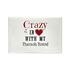 Pharaoh Hound Magnets