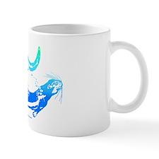Otters Aquamarine Mug