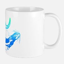 Otters Aquamarine Mug