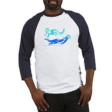 Otters Aquamarine Baseball Jersey