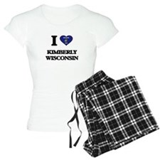 I love Kimberly Wisconsin Pajamas