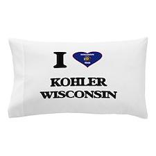 I love Kohler Wisconsin Pillow Case