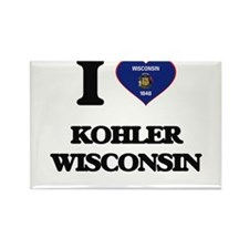 I love Kohler Wisconsin Magnets
