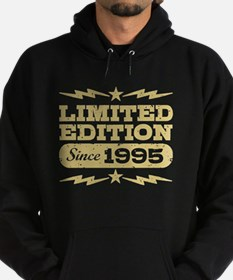 Limited Edition Since 1995 Hoodie