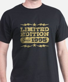 Limited Edition Since 1995 T-Shirt