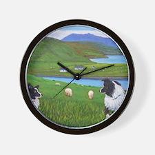 Skye Watch Wall Clock