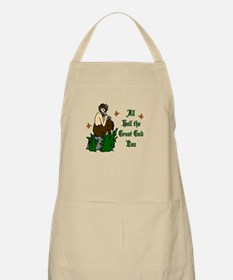 All Hail the Great God Pan Apron