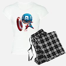 Chibi Captain America Styli Pajamas