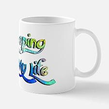 Hula Hooping Saved My Life Mug