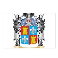 Alonso Coat of Arms - Fam Postcards (Package of 8)