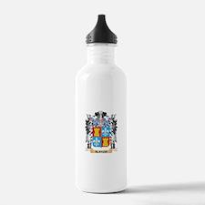 Alonzo Coat of Arms - Water Bottle