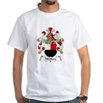 Weiters Family Crest White T-Shirt
