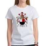 Weiters Family Crest Women's T-Shirt