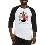 Weiters Family Crest Baseball Jersey