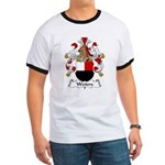 Weiters Family Crest Ringer T