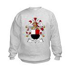 Weiters Family Crest Kids Sweatshirt