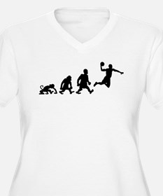 basket dunk darwin evolution Plus Size T-Shirt