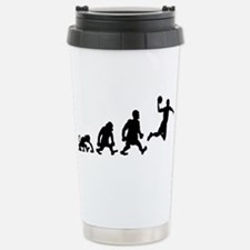 basket dunk darwin evol Stainless Steel Travel Mug