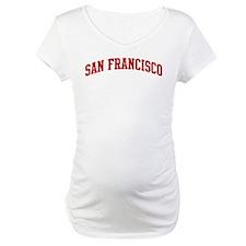 SAN FRANCISCO (red) Shirt