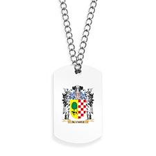 Alvarez Coat of Arms - Family Crest Dog Tags
