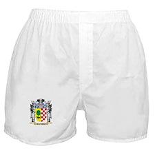 Alvarez Coat of Arms - Family Crest Boxer Shorts