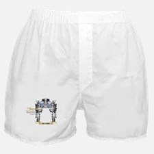 Alvaro Coat of Arms - Family Crest Boxer Shorts