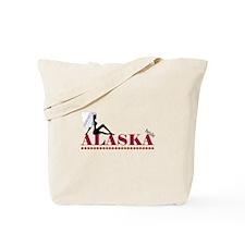 Alaska Bride Tote Bag