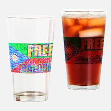 Balochistan Flag Drinking Glass