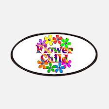 Retro Flower Child Patch