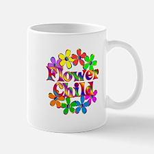 Retro Flower Child Mug