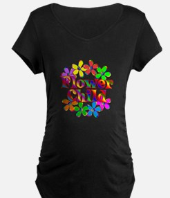 Retro Flower Child T-Shirt