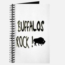 Buffalos Rock ! Journal