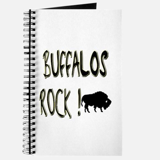 Buffalos Rock ! Journal