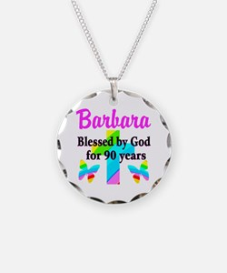 90 YR OLD BLESSING Necklace