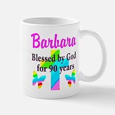 90 YR OLD BLESSING Mug