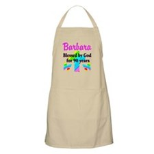 90 YR OLD BLESSING Apron