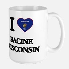 I love Racine Wisconsin Mugs